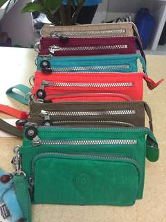 Authentic Kiplings Wristlet