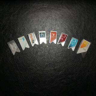 Paper Clips with logo - collector's items