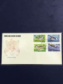 Turks And Calcos Islands FDC