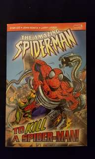 The Amazing Spider-Man - To Kill A Spider-Man!