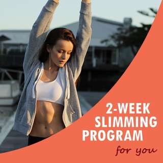 Slimming And Detox(FREE Smart scale with APP-ios,android worth $69.90)
