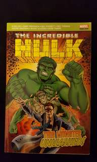 The Incredible Hulk - This Monster Unleashed!