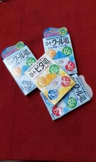 Original Rohto Japan's No.1 Eye Drops