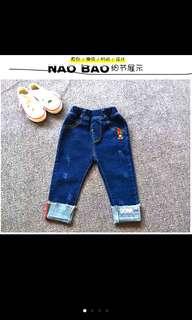 🚚 兒童童裝牛仔褲