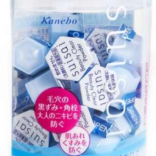 Kanebo SUISAI藥用酵素洗顏粉