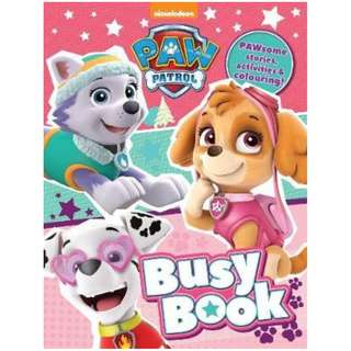 BN Nickelodeon PAW Patrol Busy Book