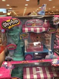 Shopkins USA Playset