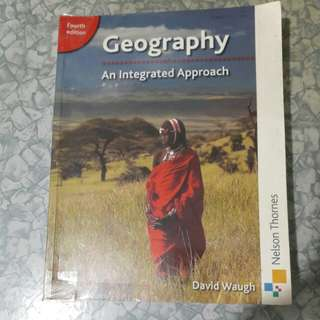 Geography An Integrated Approach (4th Edition)