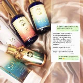 Nourish Skincare and remedies