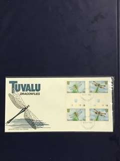 Tuvalu FDC As In Pictures