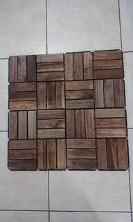 實木隔水拼接板(適園藝)