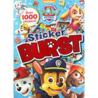 BN Nickelodeon PAW Patrol Sticker Burst