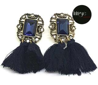 Isabel Tassel Earrings