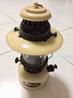 Oil Lamp Replica Mini Light (Battery Operated)