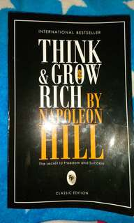 Napoleon hill motivation books