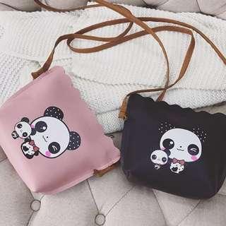 PANDA🐼  SHOULDER BAG