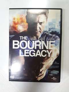 DVD - The Bourne Legacy