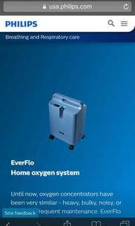 飛利浦 氧氣機