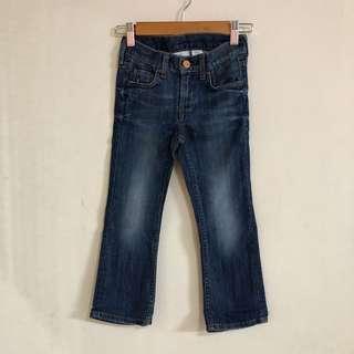 🚚 H&M女童牛仔褲(3-4y)