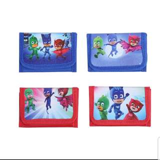 PJ Mask pjmask Cat Boy Kids Wallet Party Gift