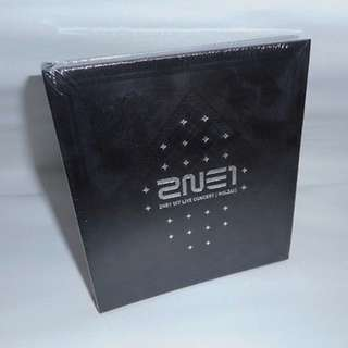 ONHAND SEALED ALBUM 2NE1 - 1ST CONCERT LIVE ALBUM NOLZA (CD)
