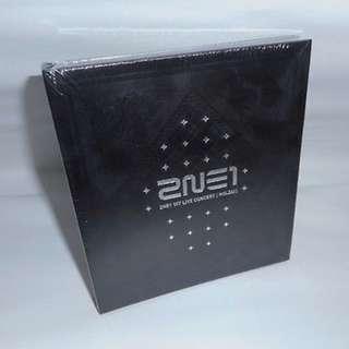 ONHAND SEALED ALBUM 2NE1 - 1ST CONCERT LIVE ALBUM NOLZA (CD)