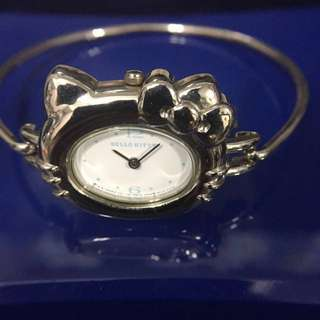 絕版Hello Kitty 手環錶,citizen機芯Japan