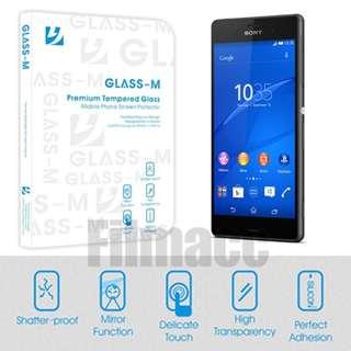 Glass-M 0.3mm 厚 鋼化玻璃貼 Sony Xperia Z3