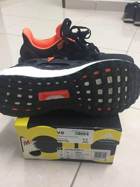 7ebba74aa Adidas energy boost 6.5uk 7us