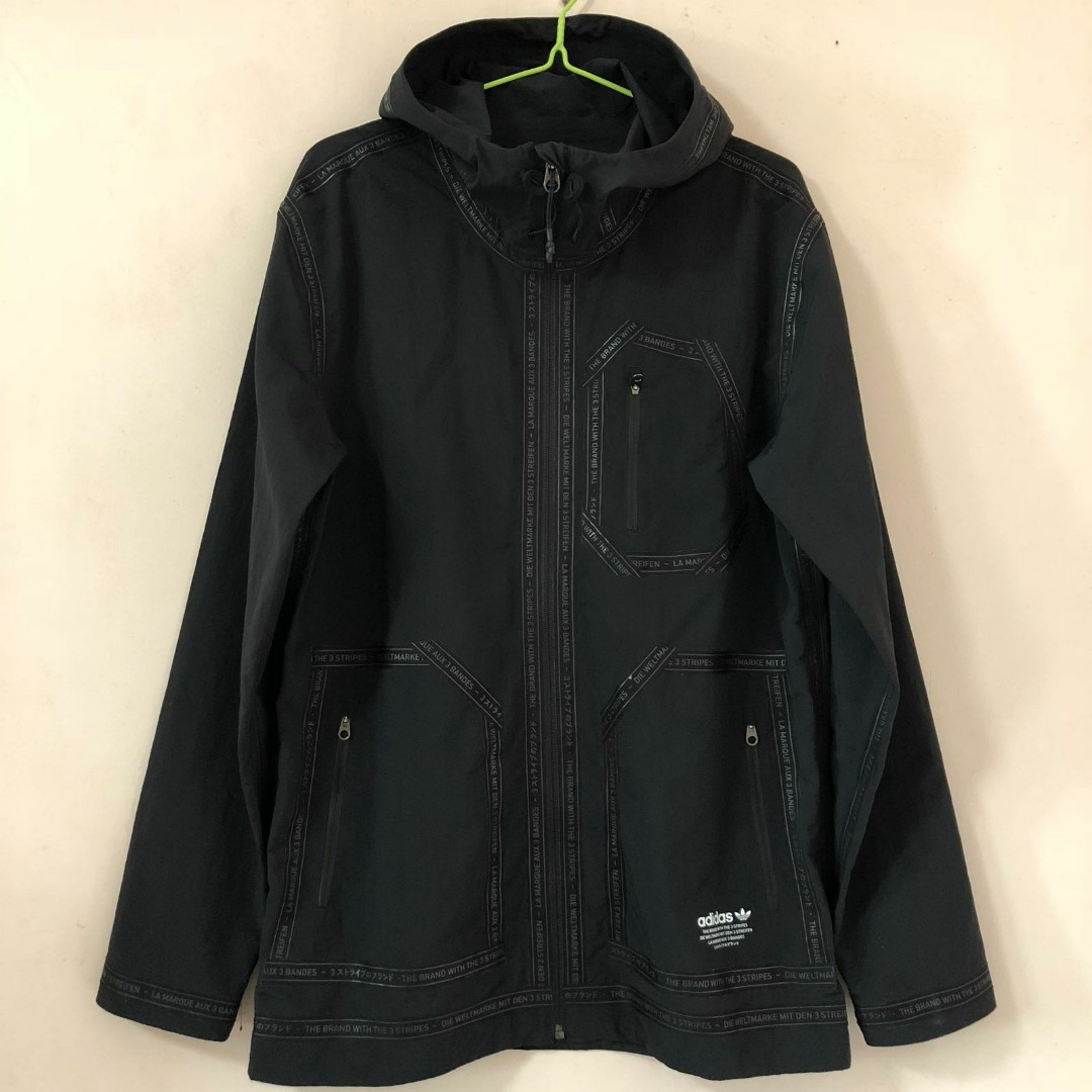Adidas NMD field jacket, Men's Fashion
