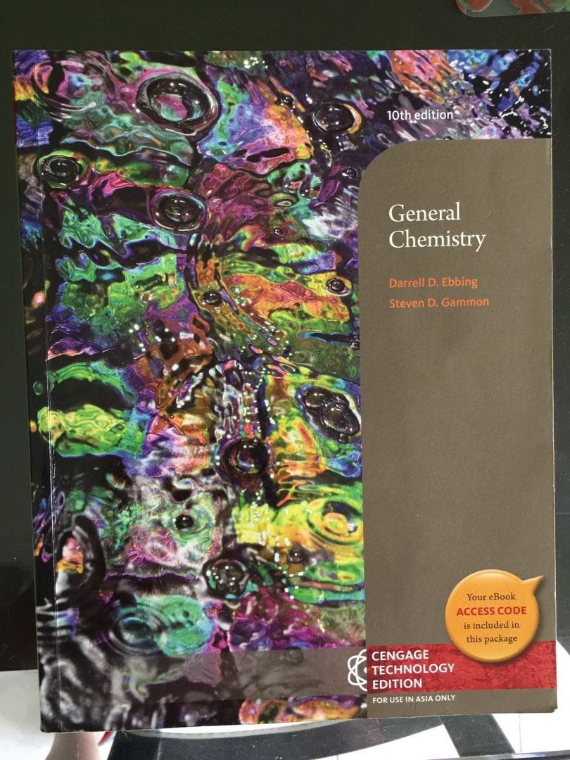 (ADP 🇺🇸) Cengage General Chemistry ⚗️FREE NOTES