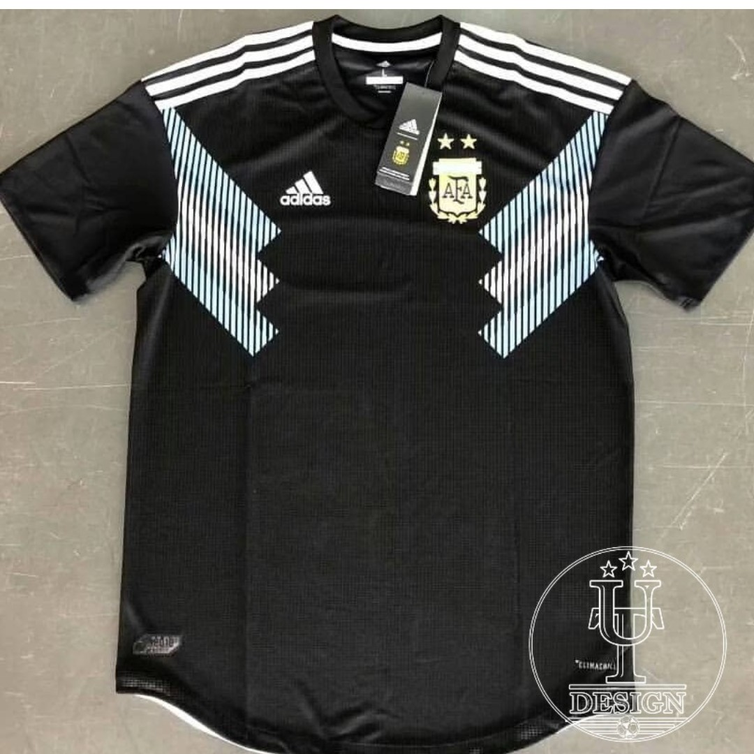 06ed33c22 Argentina Away Jersey FIFA World Cup 2018