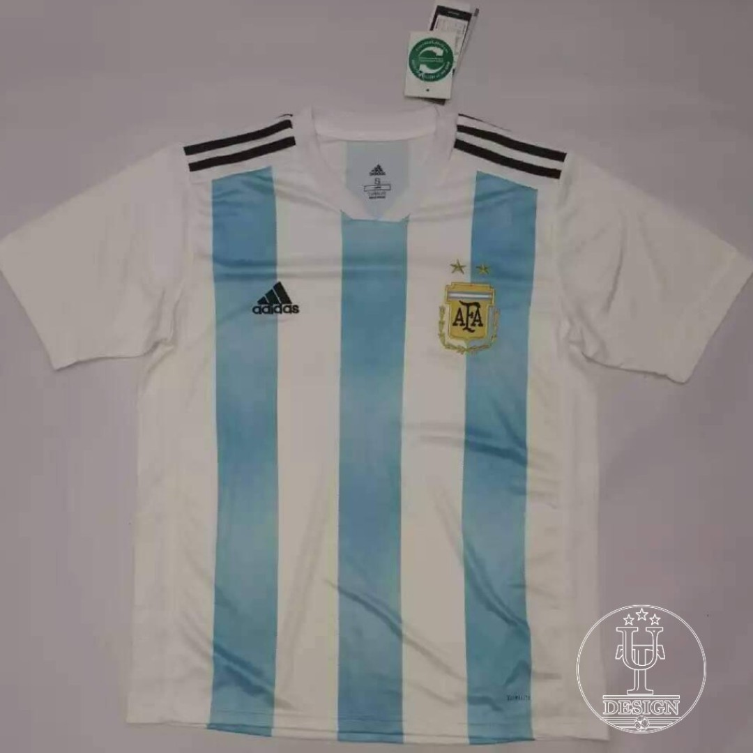 Argentina Home FIFA World Cup 2018 1c5ac2bd9