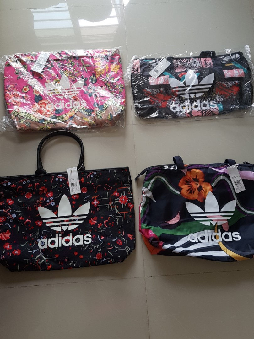 15f1d0105f7 Authentic  Brand New Adidas Tote Shoulder Bag, Women s Fashion, Bags ...