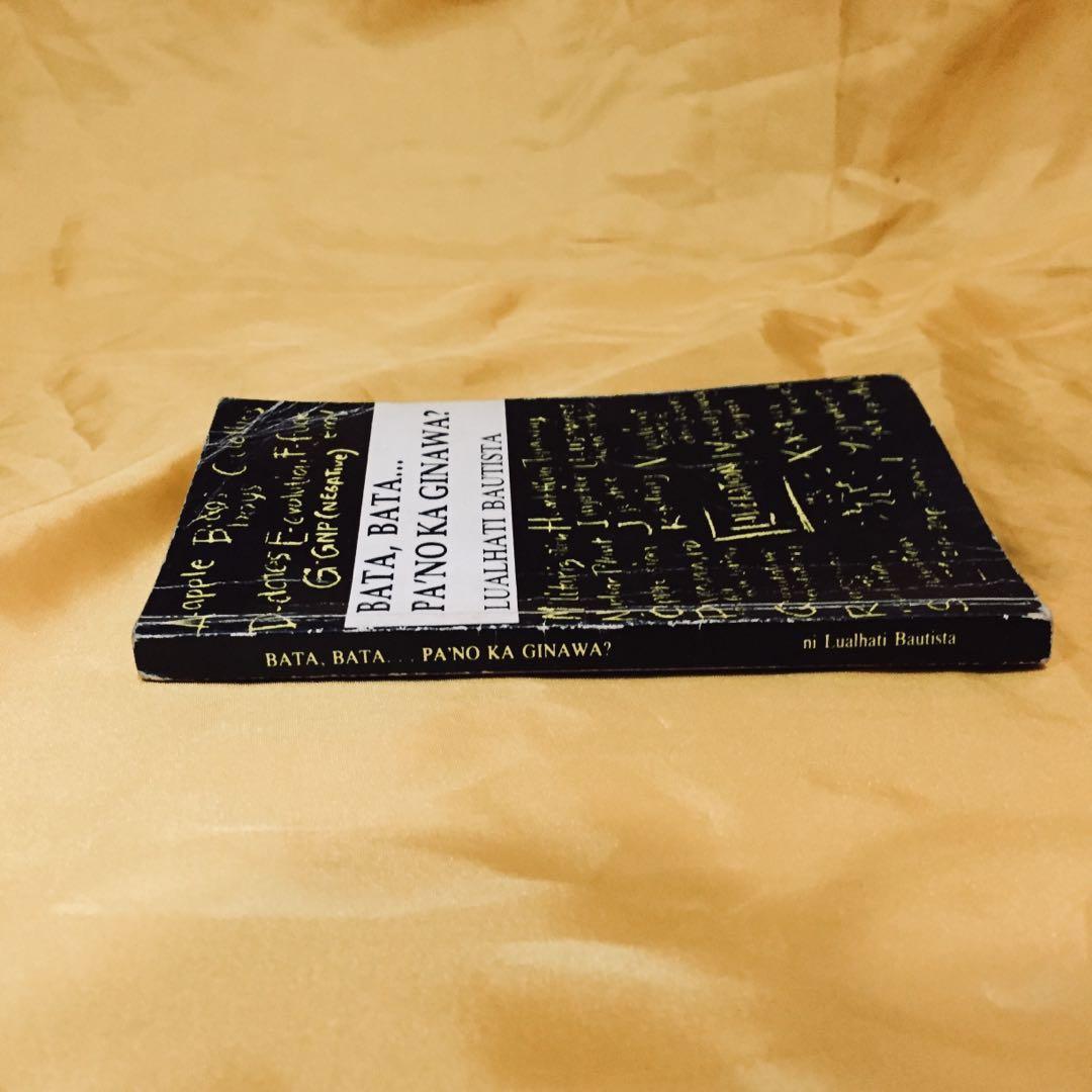 Bata bata pano ka ginawa books books on carousell fandeluxe Image collections
