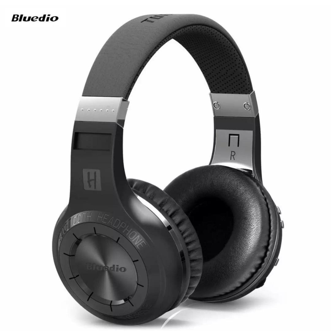 Bluetooth Headphones - Bludio Hurricane H-Turbine Bluetooth 4.1