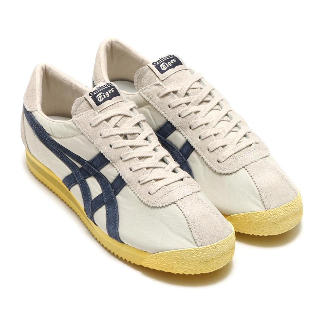buy online b7b4c fae93 BNIB] Onitsuka Tiger Corsair Vin shoes, Men's Fashion ...