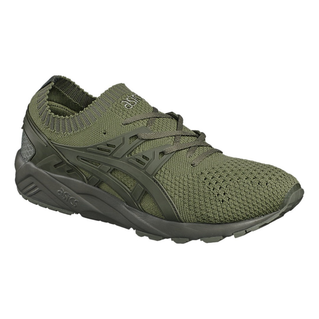cheap for discount 59426 6bb92 [BRAND NEW] ASICS GEL-KAYANO TRAINER KNIT - AGAVE GREEN