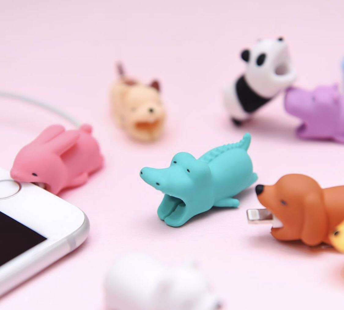 Cable Bite Protector Mobile Phones Tablets Others On Carousell Powerbank Pokemon Pokeball 12000mah Senter Flashlight Samsung Cell