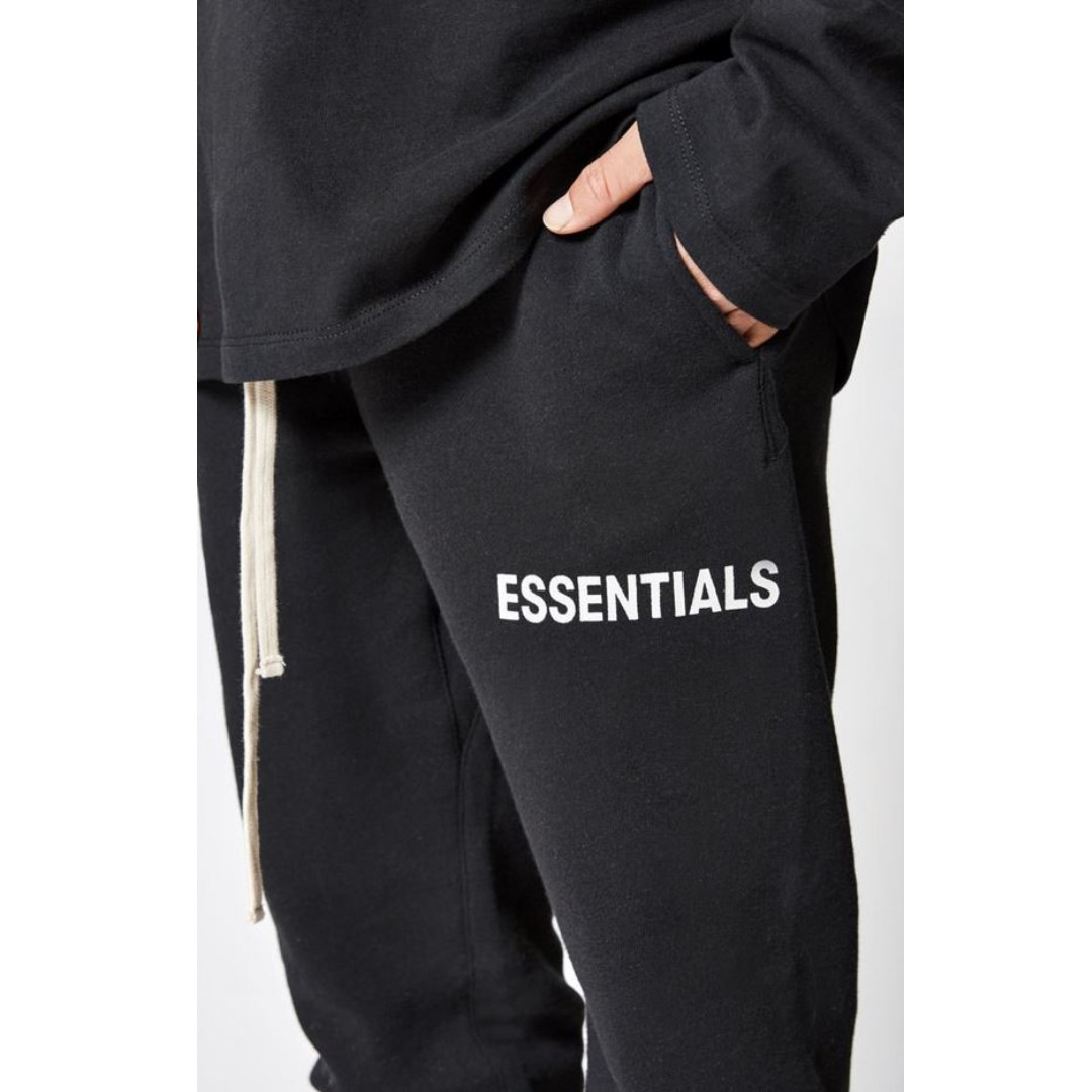 complete range of articles new lower prices reliable quality FOG Fear Of God Essentials Graphic Sweatpants in size S ...