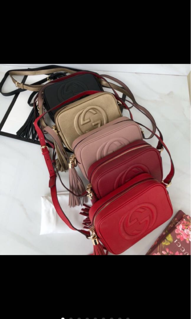 f3d88373e9cc Gucci slingbag mirror quality 1:1, Luxury, Bags & Wallets on Carousell