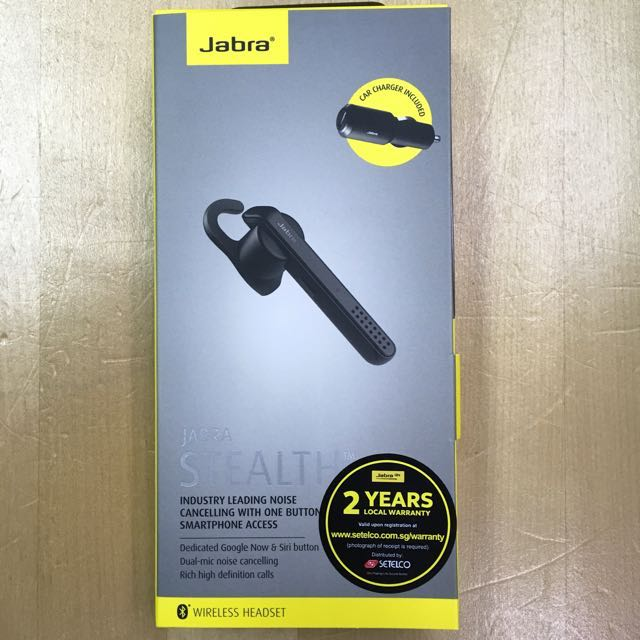 072da86c830 Jabra Stealth Bluetooth Headset, Mobile Phones & Tablets, Others on ...