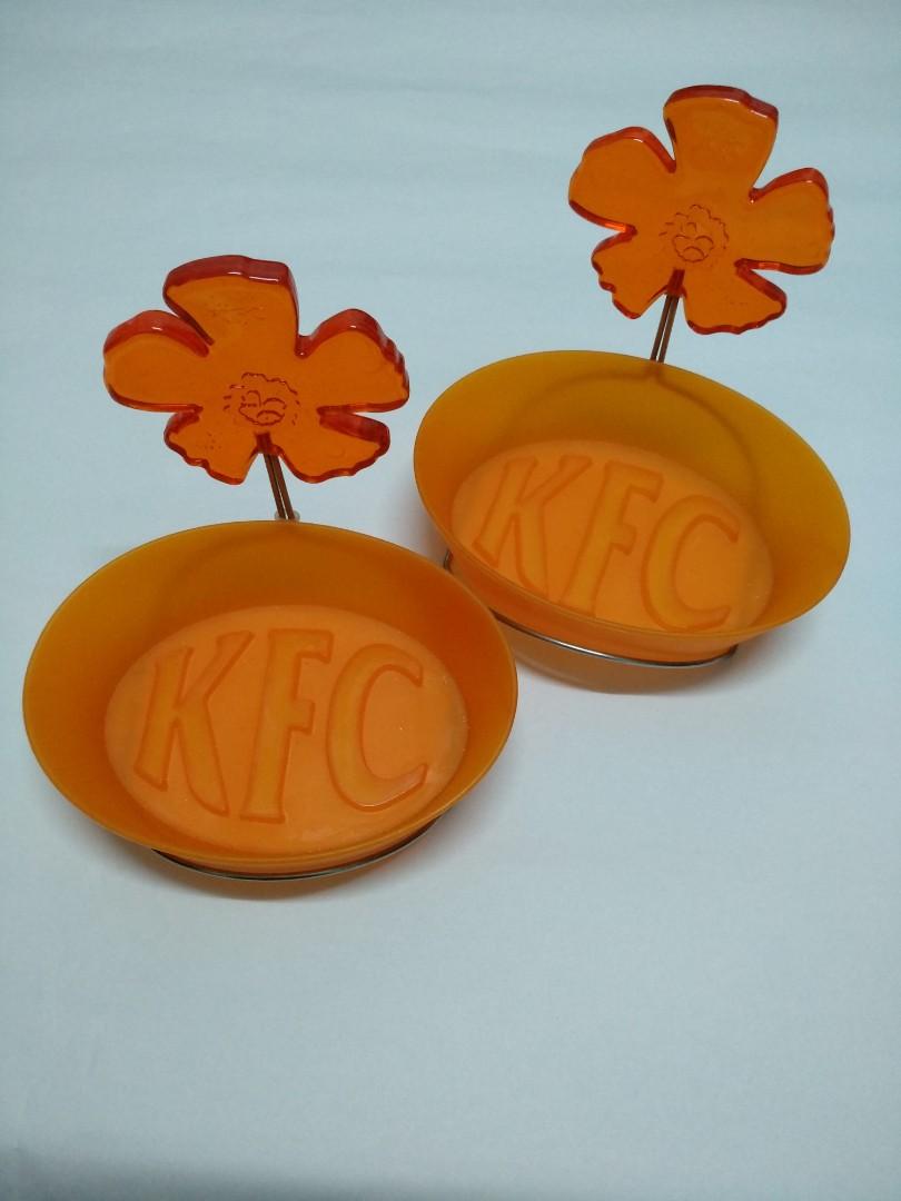 KFC Plastic bowl with Stand #ramadan50, Kitchen & Appliances on ...