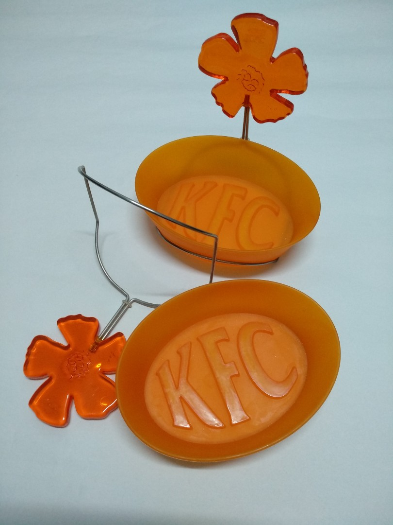 KFC Plastic bowl with Stand #ramadan50, Kitchen & Appliances on ...