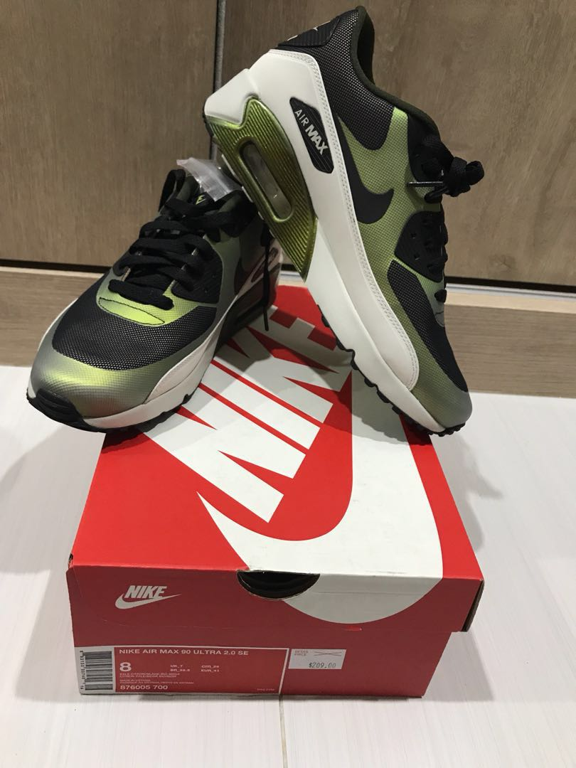 separation shoes 36d1d 1f681 NIKE AIR MAX 90 ULTRA 2.0 SE