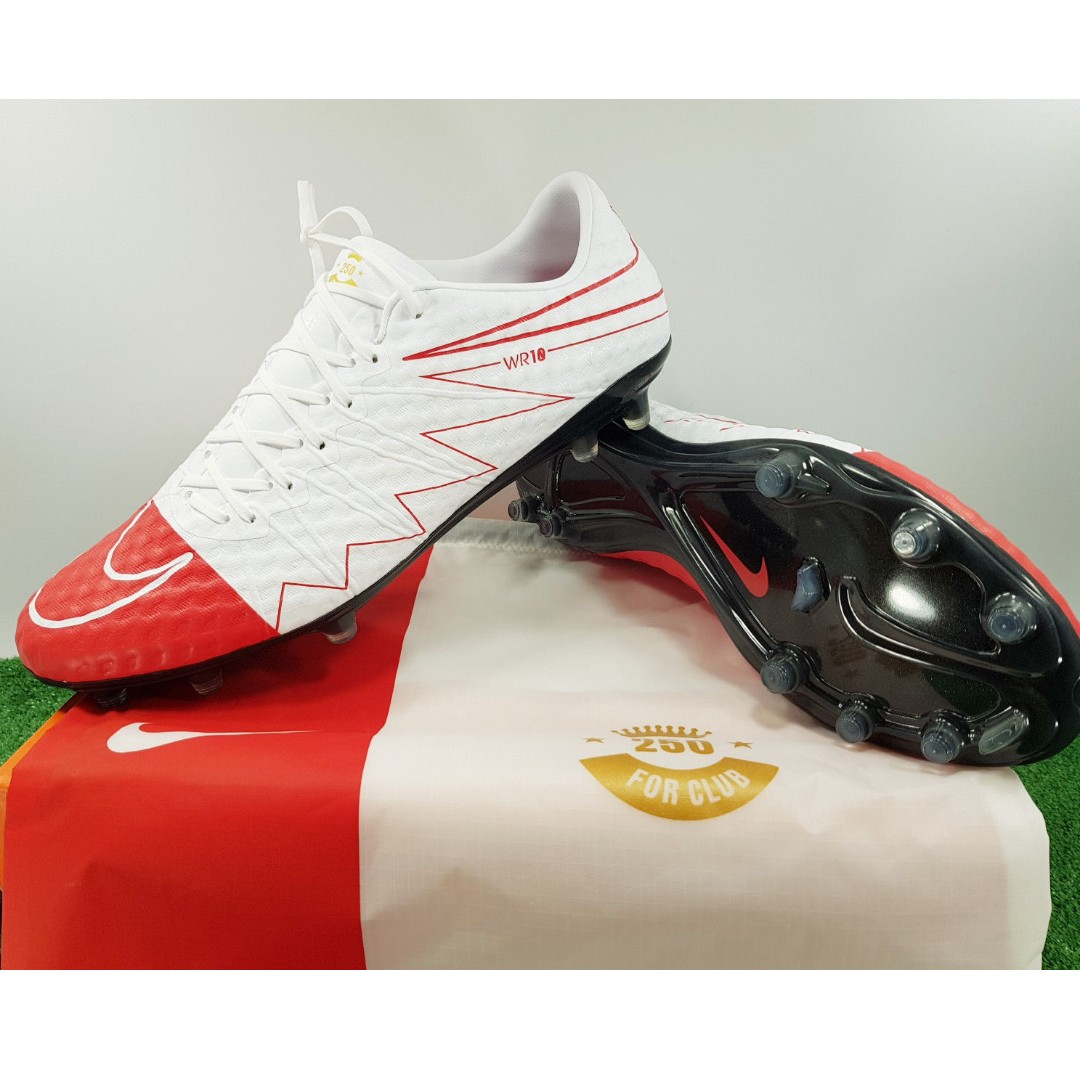 the latest 300cd 5475c Nike Hypervenom Phinish Wayne Rooney Special Edition WR250 (FG)
