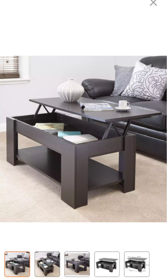 Lift Top Coffee Table Singapore 6
