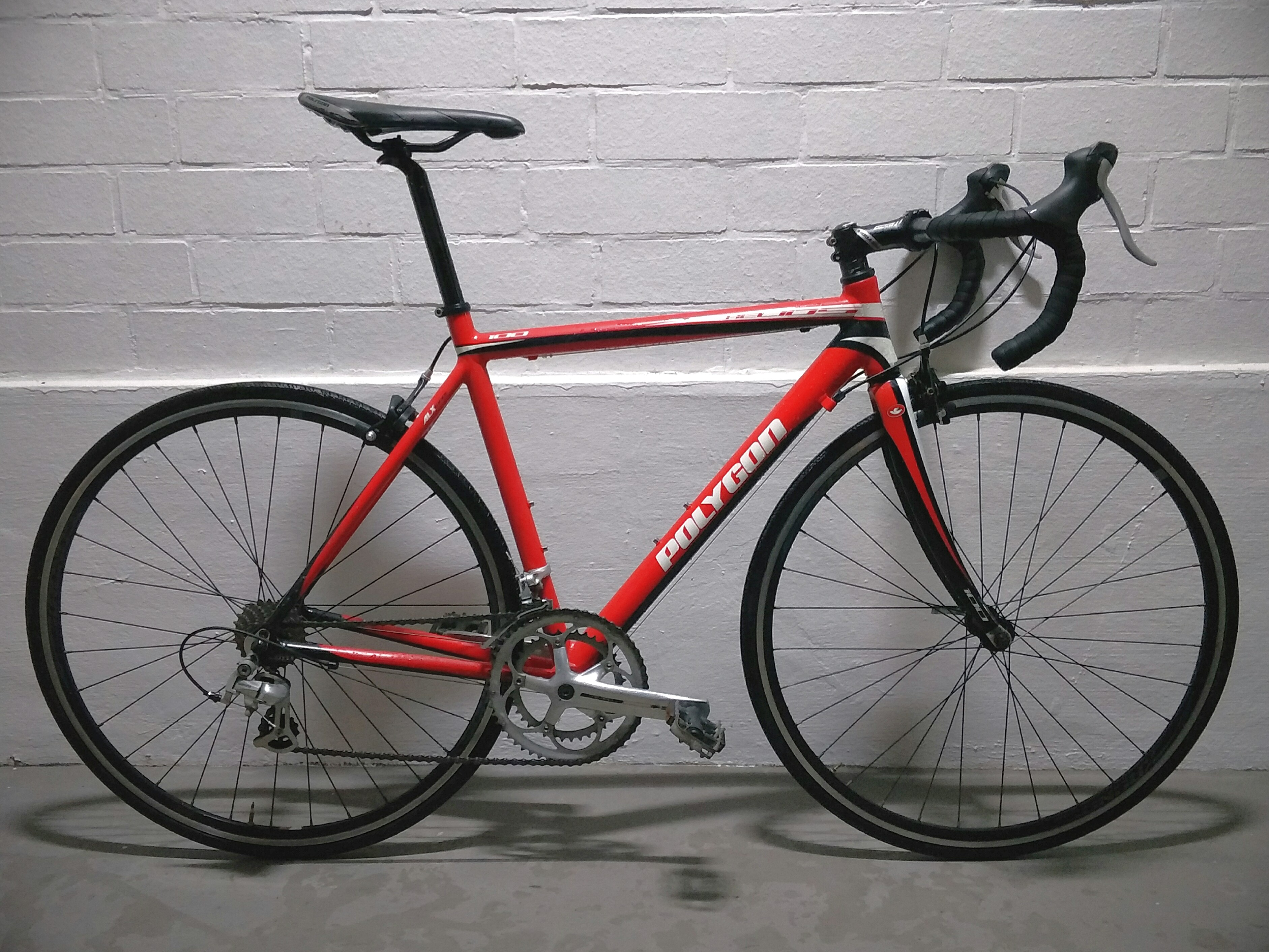 8ca6caef1bd Polygon Helios 100, Size 52, Bicycles & PMDs, Bicycles on Carousell