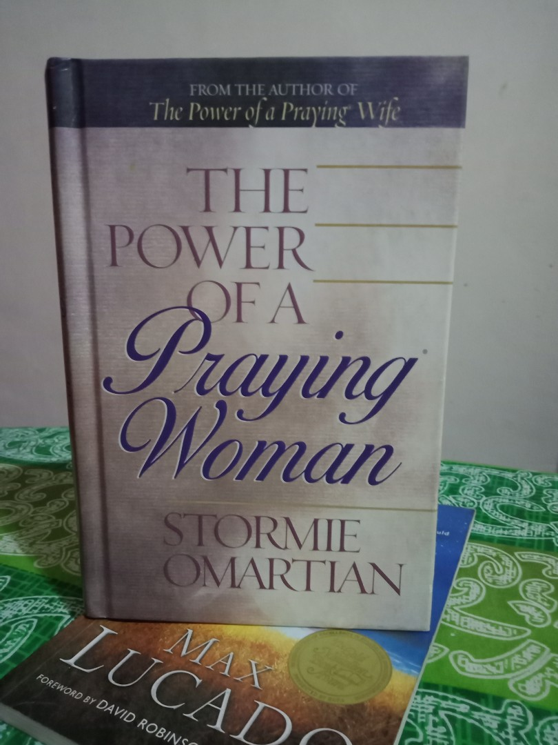 Power Of Praying Woman, Stormie Omartian on Carousell