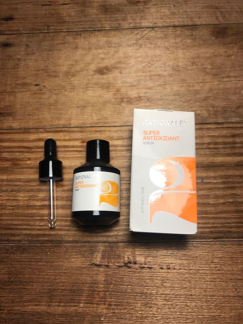 Rationale ACE Antioxidant Serum (2 of essential 6)